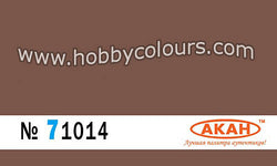 RAL 8002 Signal Brown - HOBBYColours