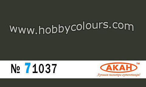 RAL 6015 Black Green - HOBBYColours