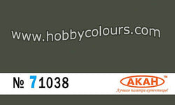 RAL 6031 Bronze Green - HOBBYColours