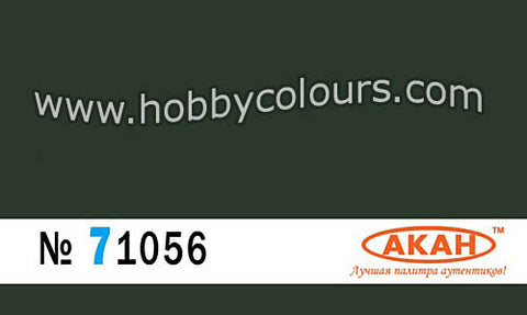 RLM 70 Black Green - HOBBYColours