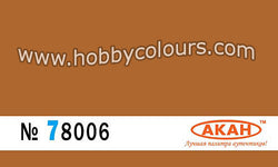 Ochre Orange Semi Gloss