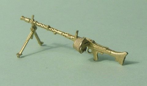 MG-34 machine gun with bipod