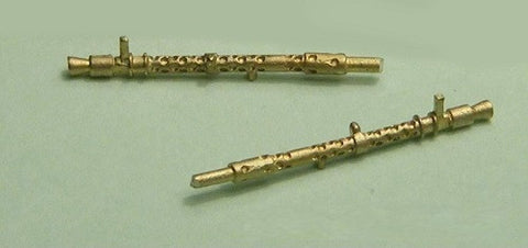MG-34 gun barrel (2 pieces)