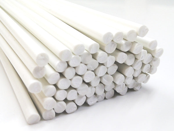 1 mm Round Rod Bar Styrene (2 pc)