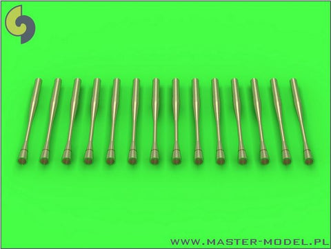 Static dischargers - Τype used on Sukhoi jets (14pcs)