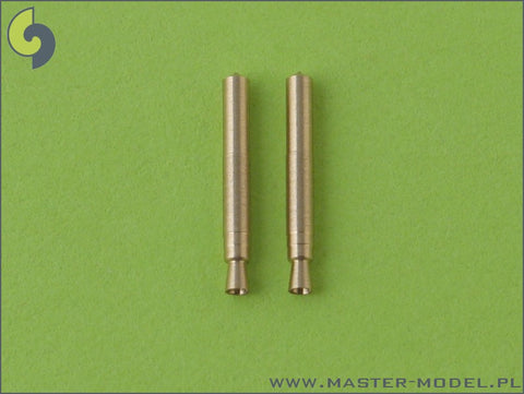 German aircraft machine gun MG FF (20mm) barrels (2pcs)