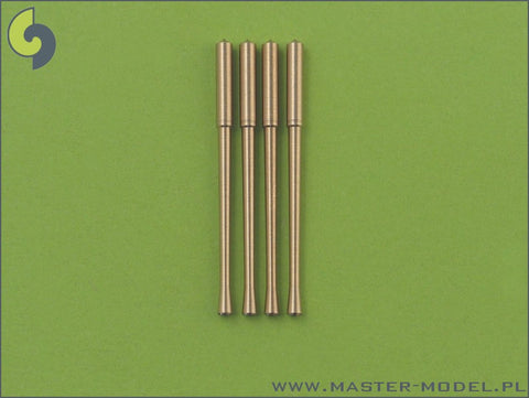 Japanese Type 99 20mm Mark 2 gun barrels (4pcs)