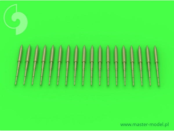 Static dischargers for F-16 (16pcs + 2spare)