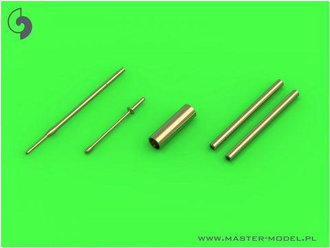 Do 335 A - detail set - MG 151, FuG 25a antenna, Pitot Tube