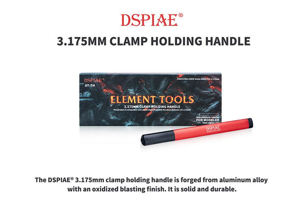 3.175mm Clamp Holding Handle