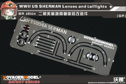 WWII US SHERMAN