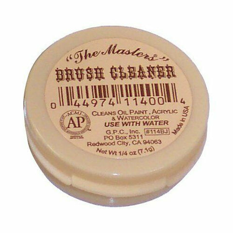 The Masters Brush Cleaner and Preserver (7.1gr)