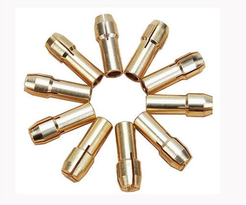 Mini Drill Brass Chuck Set