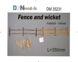 Fence and Wicket
