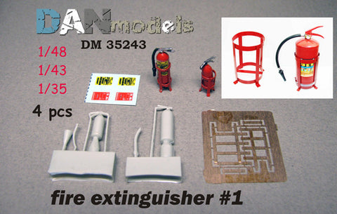 Fire Extinguishers Part 1