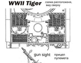 Grilles for Tiger in WWII