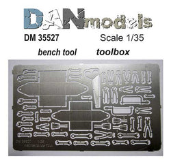 Bench Toolboxes & Tools