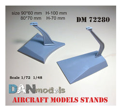 Stands for Aircraft models (1/72 & 1/48)