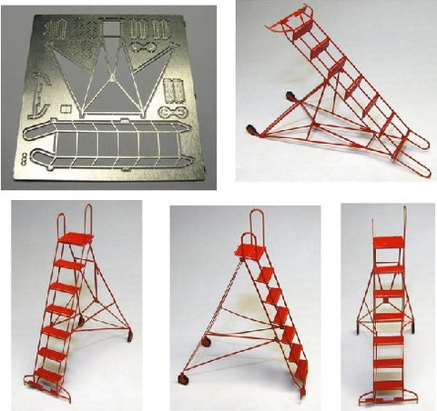 Technical Aviation Stepladder - Option 3
