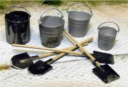 Buckets and Shovels Set
