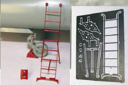 MiG-21 Ladder, Locking pads, Antenna angle