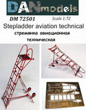 Technical Aviation Stepladder - Option 1