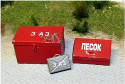 Airfield Technical Drawer and Sand Box