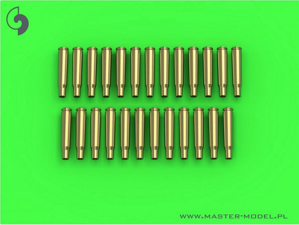 Browning .50 caliber (12.7mm) - empty shells (25pcs)