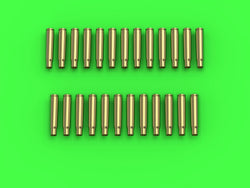 MG-34/MG-42 (7.92mm) - empty shells (25pcs)