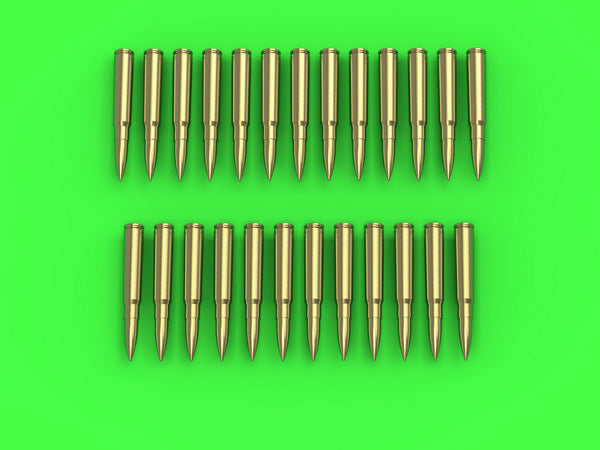 MG-34/MG-42 (7.92mm) - cartridges (25pcs)
