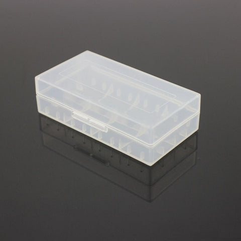 Hard Plastic Storage