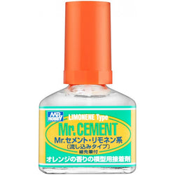 Mr. Cement Lemon (40 ml)