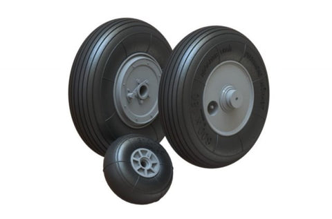 Wheels Set for YaK-1/3 No mask series