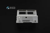 GAZ-66 Family 3D-Printed & coloured Interior on decal paper (for Trumpeter kits)