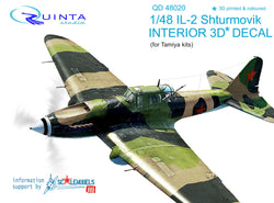 IL-2 - 3D-Printed & coloured Interior (for Tamiya kit)