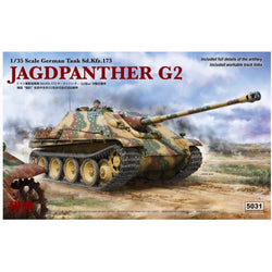 JAGDPANTHER G2 W/ WORKABLE TRACK LINKS