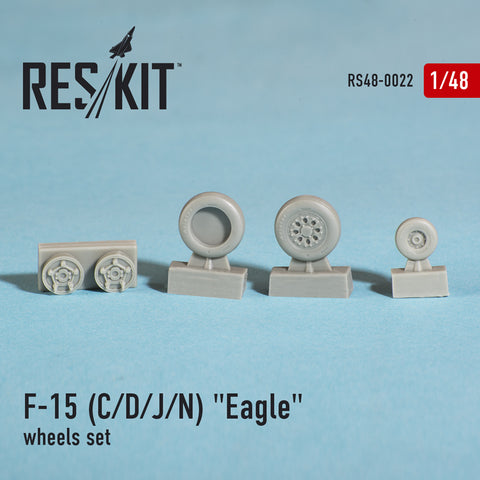 "McDonnell DouglasF-15 (C/D/J/N) ""Eagle"" wheels set"