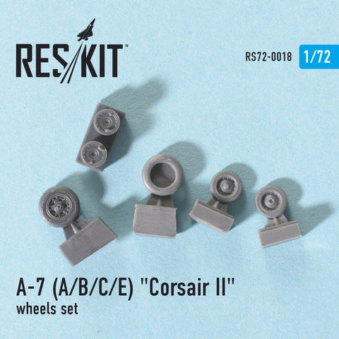 "LTV A-7 ""Corsair II"" (A/B/C/E) Wheels Set"