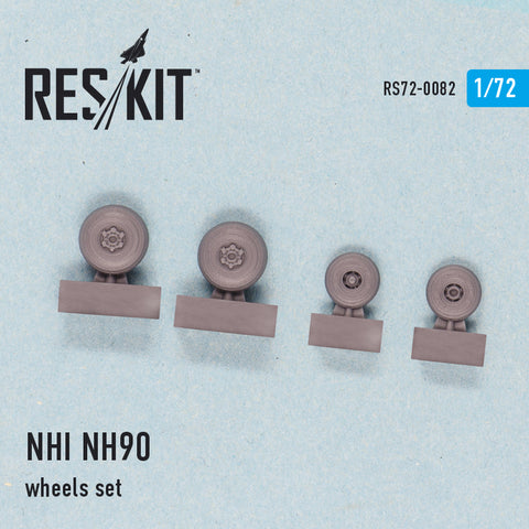 NHI NH90 Wheels Set