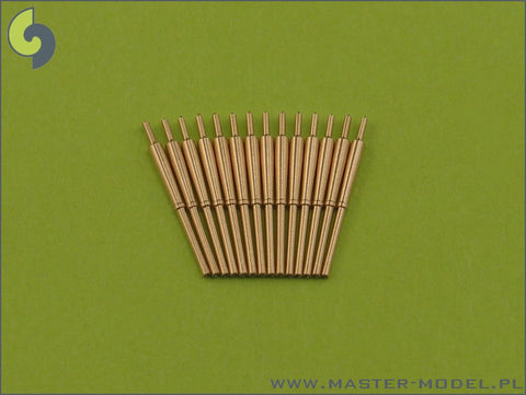 British 4in/45 (10.2 cm) QF HA Marks XVI barrels (14pcs)