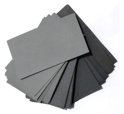 Sanding Abrasive Papers Set (7 variants)