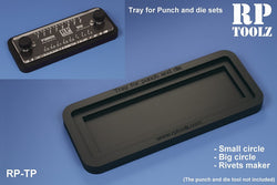 Tray for Punch and die sets