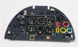 Spitfire Mk.II Instrument Panel