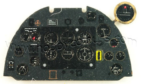 Spitfire Mk.Vb early Instrument Panel