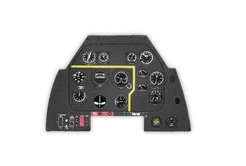 P-51 D late Cockpit Instrument