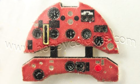 Gladiator Mk.I early Instrument Panel