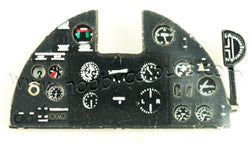Hurricane Mk.I B Instrument Panel