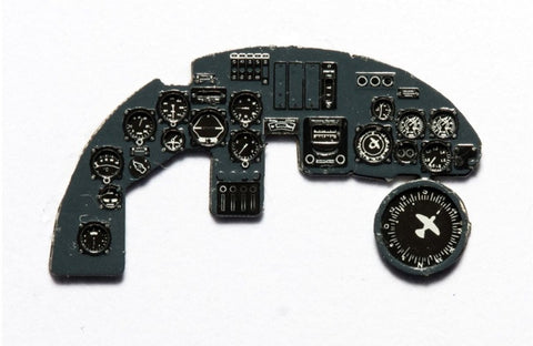 Do-17 Z Night Fighter Instrument Panel