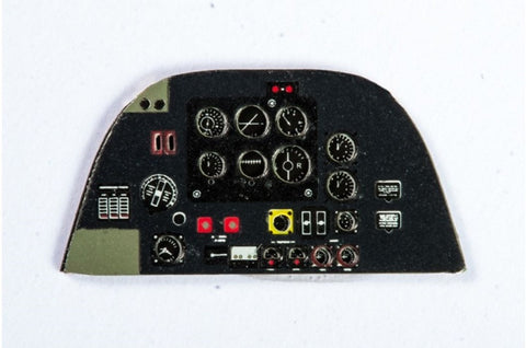 Beaufighter Mk.X Instrument Panel