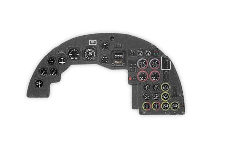 Do-17 Z Bomber Instrument Panel